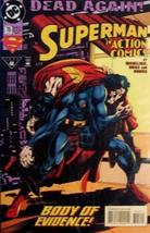 Superman in Action Comics #705 (December 1994) [Comic] [Jan 01, 1938] DC Comics - $4.89