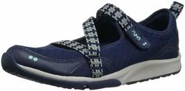 Ryka Adjustable Mesh Mary Jane Sneakers - Kailee Blue 9.5 M - €49,68 EUR