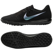 Nike Phantom Venom Academy TF Football Shoes Soccer Cleats Black AO0571-010 - $95.99
