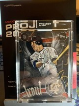 Authentic Topps PROJECT 2020 Cards #51 - 2011 Mike Trout by Ben Baller I... - $280.46