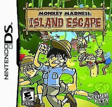 Monkey Madness: Island Escape (Nintendo DS, 2010) Game Only - $6.65