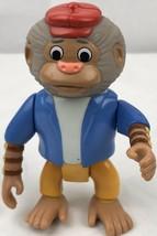 "1995 Bananas Gorilla 3.25"" Tomy Action Figure Busytown Busy Town Richard... - $14.61"