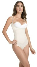 Plus Size Thermal Light Control Shapewear Underbust BodySuit to size 5X - $65.00
