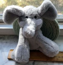 "Elephant 5"" Soft and Cuddly Plush Toy Press for Authentic Sound Africa - $3.33"