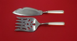 Marie Louise by Blackington / Towle Sterling Silver Fish Serving Set Custom Made - $127.40