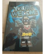 Lego The Movie 2 Collectible Series Notebook Batman Youre Welcome - $4.89