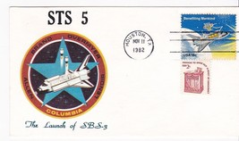 STS-5 LAUNCH OF SBS-3 HOUSTON, TEXAS NOVEMBER 11, 1982 - $1.98
