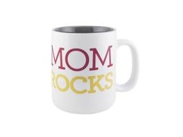 About Face Designs Mom Rocks Coffee Mug - $15.95
