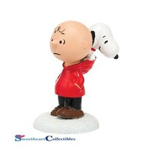 Department 56 Peanuts Village Dog In The Hood - new in box - $12.99