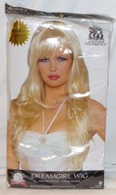 Dream Ragazza Franco Costume Cultura Parrucca Bionda Nuovo Dreamgirl Adulto - $24.94