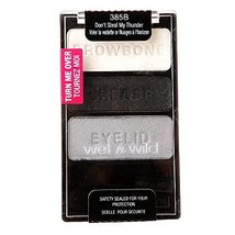 Wet n Wild Color Icon Collection Eyeshadow Trio, Don't Steal My Thunder [385B],  - $11.24