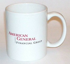 American General Financial Group White Ceramic Cup Collectible - $17.61