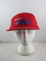 Montreal Canadiens Hat (VTG) - Script Front by CCM - Adult Snapback - $49.00