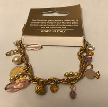 Nason Studio Venetian Glass Bracelet - $4.95