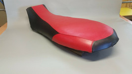 Polaris 330 Trail Boss Seat Cover Trailboss 2010-2015   2-tone RED & BLACK - $37.95