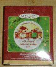Hallmark Keepsake Ornament Grandma's House - $0.98