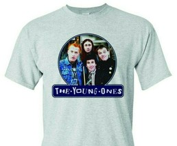 The Young Ones T-shirt retro 80s comedy British TV 100% cotton graphic tee image 1
