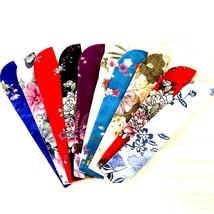 New 1 Pc Fan Cover Bag Random Fan Cover Silk:19-23.5cm*4.5cm Packaged1Co... - $2.92