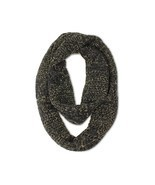 Cat & Jack Infinity Scarf Girls Black One Size - $6.92
