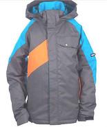 Ride Hemi Jacket Snowboard Ski Waterproof Insulated Boys L 14 Mens XS - $100.47