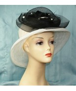 crowninglorihats One of a Kind Kentucky Derby, Garden Party, Church or W... - $92.25