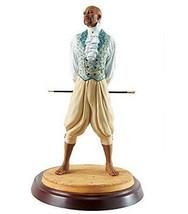 Thomas Blackshear The Dude Ebony Visions Figurine Limited Edit COA by Le... - £206.31 GBP