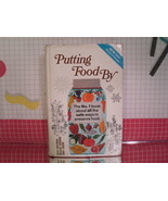 Putting Food By - Greene, Herzburg, Vaughan - Home Canning Freezing Dryi... - $6.30