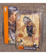 2002 McFarlane Toys NBA New Jersey Nets Jason Kidd Action Figure New In ... - $19.99
