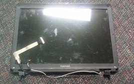 """Toshiba satellite M115 complete lcd screen assembly 14"""" - $46.71"""