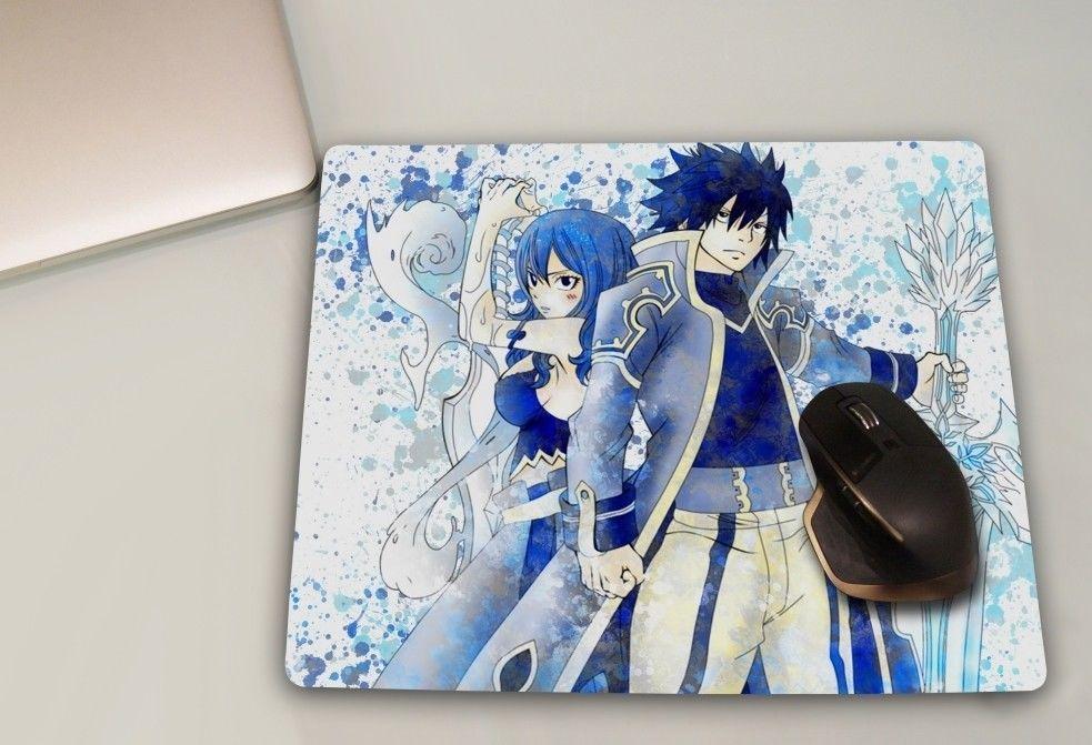 Fairy Tail Anime Mousepad Large Gaming Mouse Mat Manga