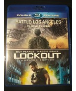 Battle: Los Angeles Lockout Unrated Edition Double Feature Blu-ray - $2.49