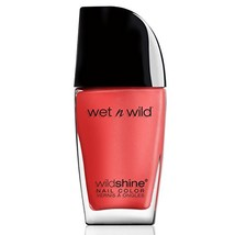 wet n wild Shine Nail Color, Grasping at Strawberries, 0.41 Fluid Ounce - $4.88