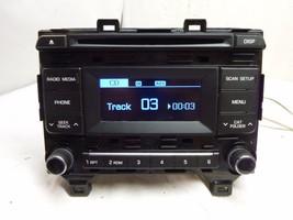 15 2015 Hyundai Sonata Radio Cd MP3 Player 96170-C20004X AE6716 - $43.56