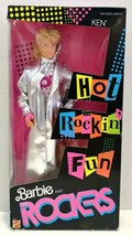 1986 Mattel Barbie And The Rockers Ken Doll 3131 - $50.00