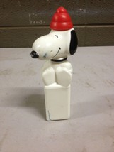 Vintage Snoopy Peanuts Snow Cone Maker Machine Replacment Pusher (b24f) - $12.16