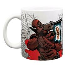 Deadpool Distressed Coffee Mug  - $16.98