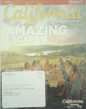 California 2015 Official State Visitors Guide a... - $6.50