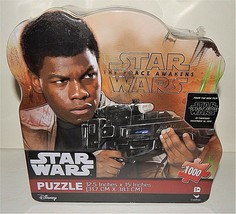 Star Wars The Force Awakens 1000 Piece Jigsaw Puzzle New Sealed Collecto... - $24.74