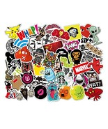 InnoWis Lovely Vinyl Stickers for Laptop, Cars, Motorcycle, Bicycle, Ska... - $6.69