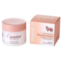 2 pcs x Careline Placenta Cream Collagen &Vitamin E Restore Firmness Moi... - $62.00