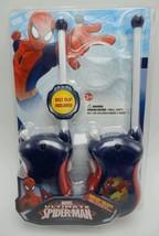 Marvel Ultimate Spider-man Walkie-talkie Set New in package - $14.99