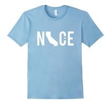 Nice California Republic Cali State Flag Outline T-Shirt Men - $17.95+