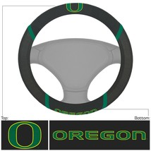 Fanmats NCAA Oregon Ducks Embroidered Steering Wheel Cover Delivery 2-4 Days - $16.33