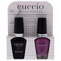 Cuccio Matchmaker - Colour Nail Lacquer & Veneer Gel Polish - Argentinia... - $11.99