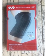 MCDAVID SMALL PROTECTIVE HEX TM PADS FOR KNEE/ELBOW/SHIN - SZ SMALL  - $15.00