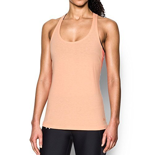 Under Armour UA Flow MD PLAYFUL PEACH