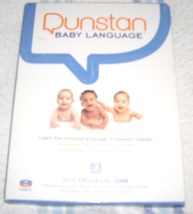 DUNSTAN Baby Language DVD Program ONE Learn Universal Language of Newbor... - $8.96