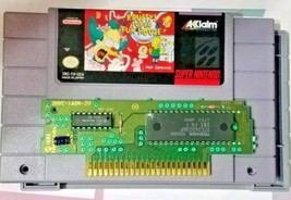 Krustys Super Fun House Super Nintendo Entertainment System 1992 - $14.49