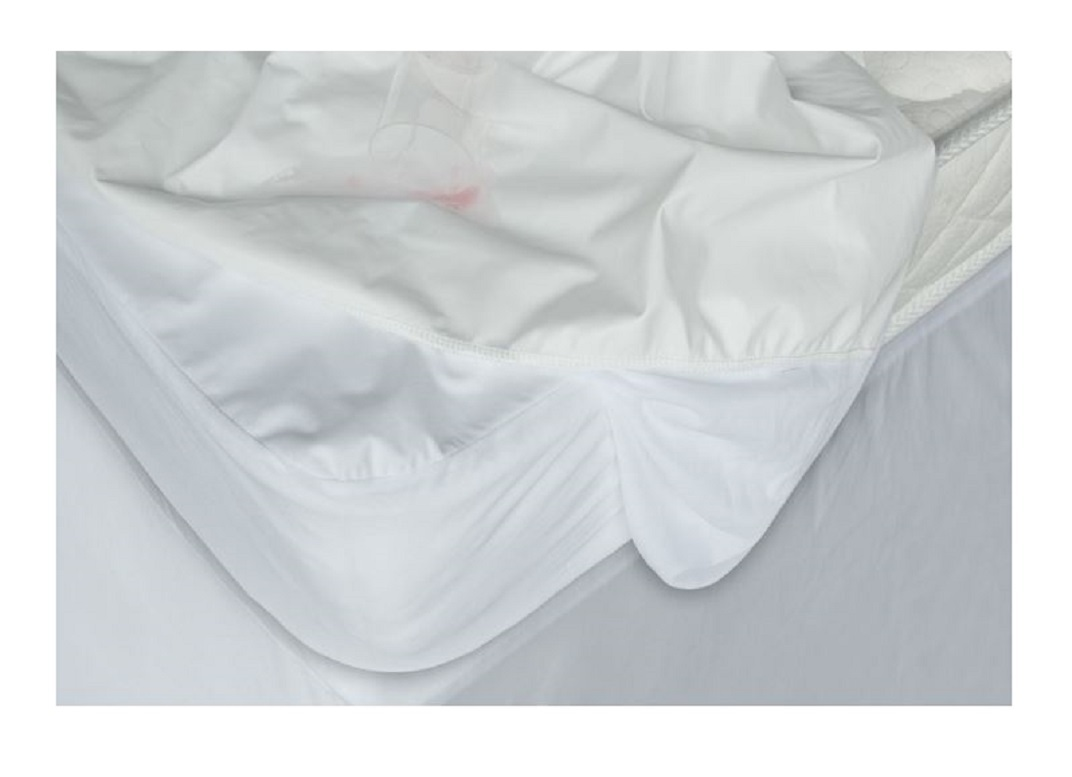 Waterproof California King Premium Mattress Protector Polyester Hypoallergenic