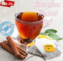 Ceylon Cinnamon Tea Bags Burns Fat Pure Organic Best Herbal Drink- Balance sugar - $5.97+